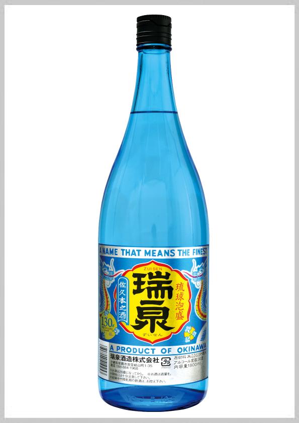 瑞泉酒造 瑞泉 一升瓶 30度 1800ml