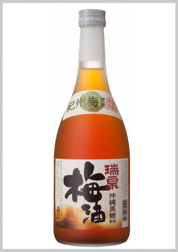 瑞泉酒造 瑞泉梅酒 12度 720ml