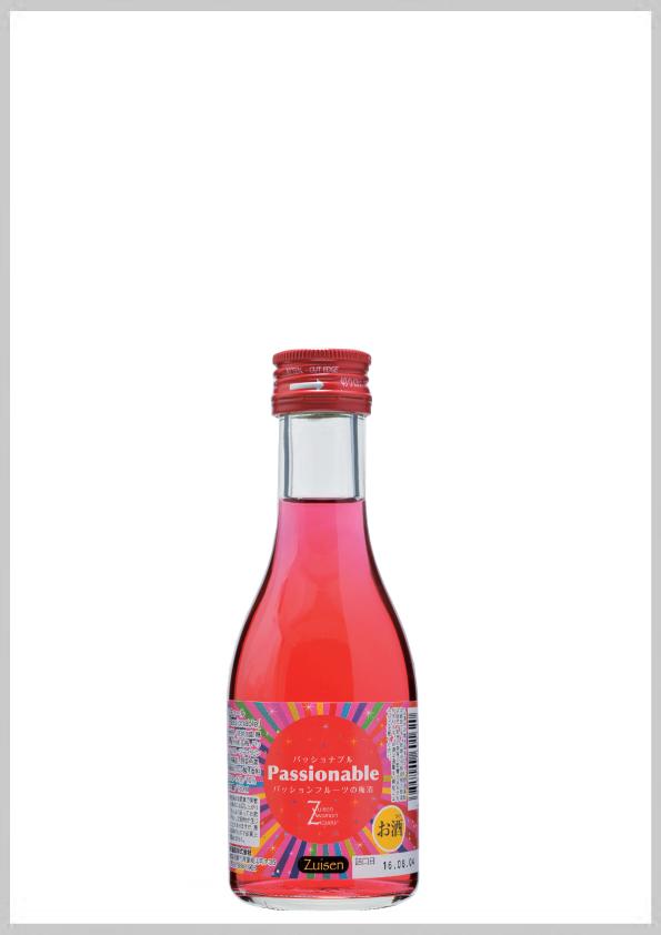 瑞泉酒造 パッショナブル 10度 180ml