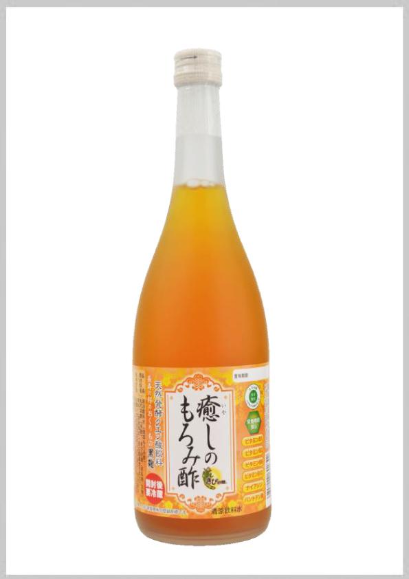瑞泉酒造 瑞泉 癒しのもろみ酢 (きび砂糖入り) 00720ml