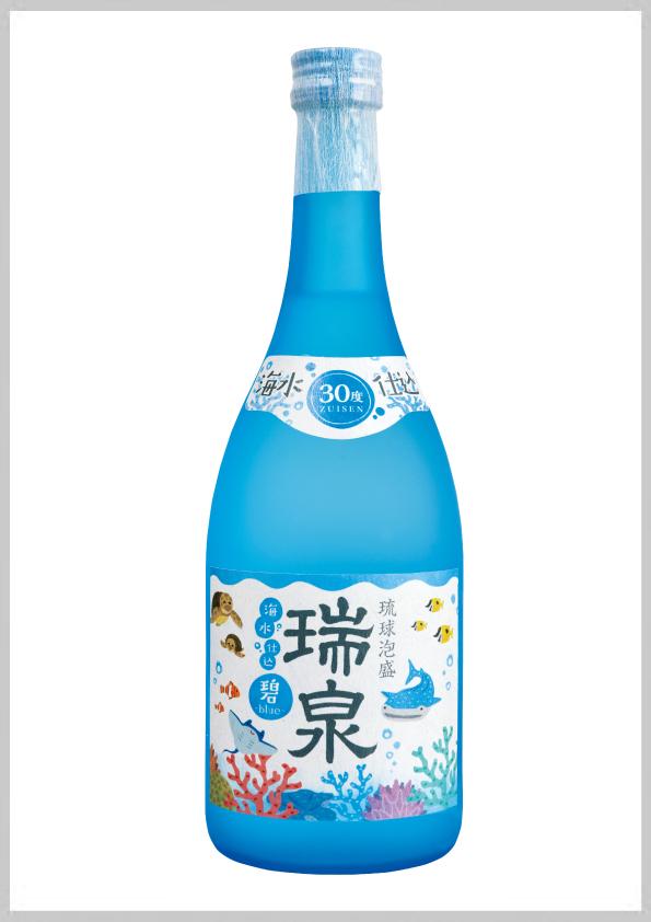 瑞泉酒造 瑞泉 「碧-blue-」 30度 720ml