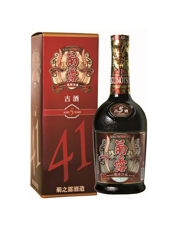 菊之露 5年古酒41度 720ml