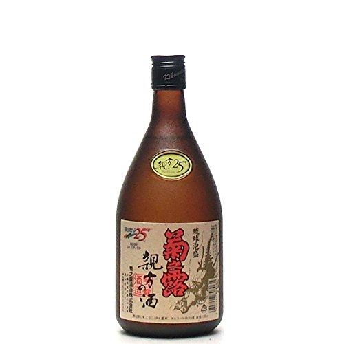 菊之露 親方の酒25度 720ml