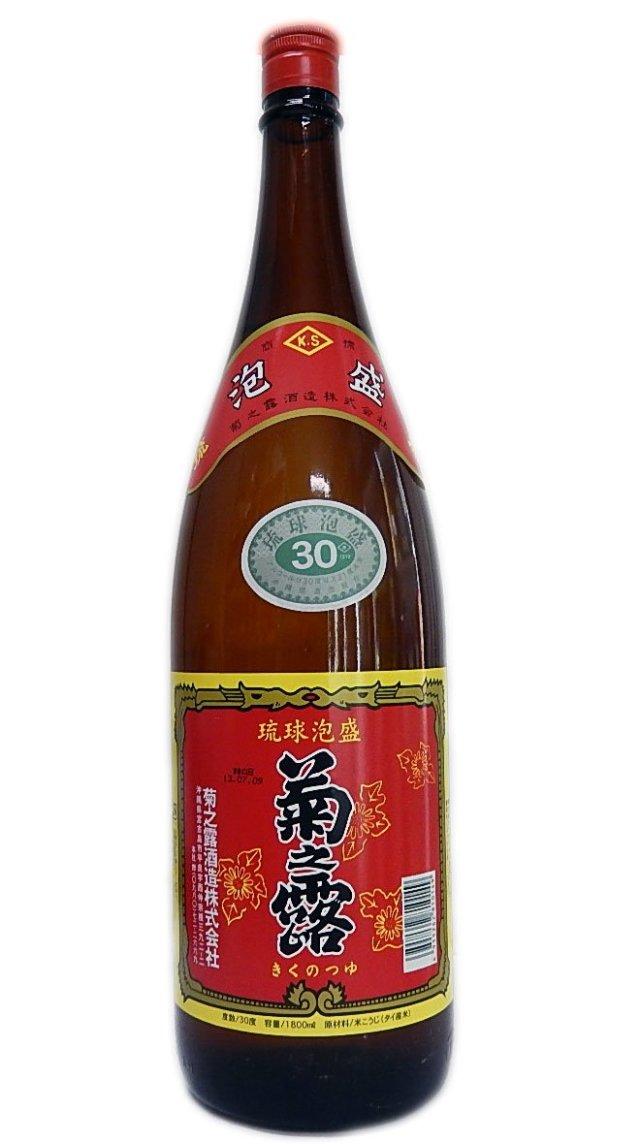 菊之露 一升瓶30度 1800ml