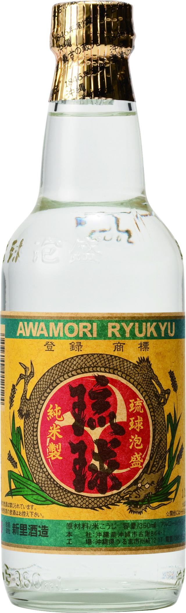 新里酒造 琉球 30度 360ml