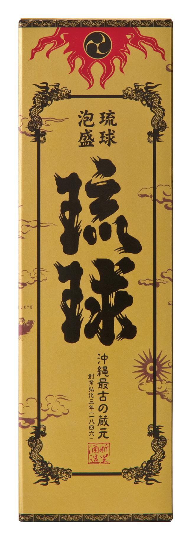 新里酒造 琉球ゴールド  30度 720ml