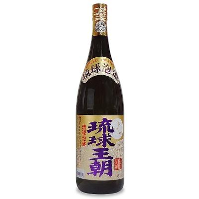 多良川 琉球王朝 5年古酒 一升瓶 30度 1800ml