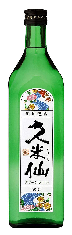 久米仙 グリーンボトル 30度 720ml