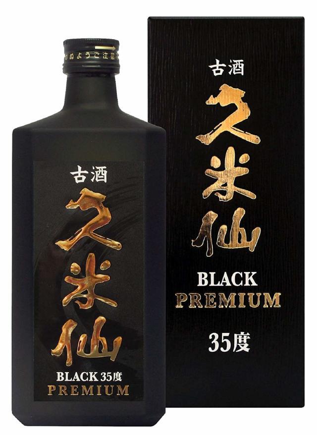 久米仙 ブラック古酒 35度 720ml
