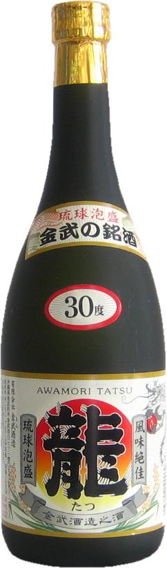 龍 ブラック30度 720ml