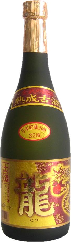 龍 5年古酒 25度 720ml