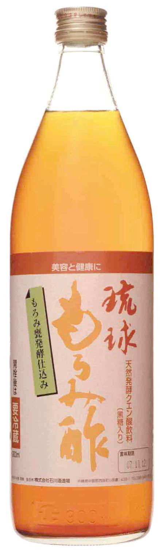 石川酒造場 琉球もろみ酢(黒糖入)  900ml