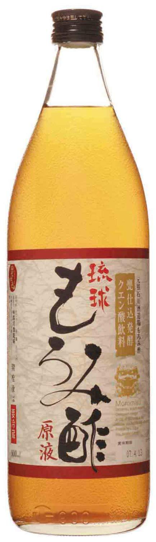 石川酒造場 琉球もろみ酢 (原液タイプ) 900ml