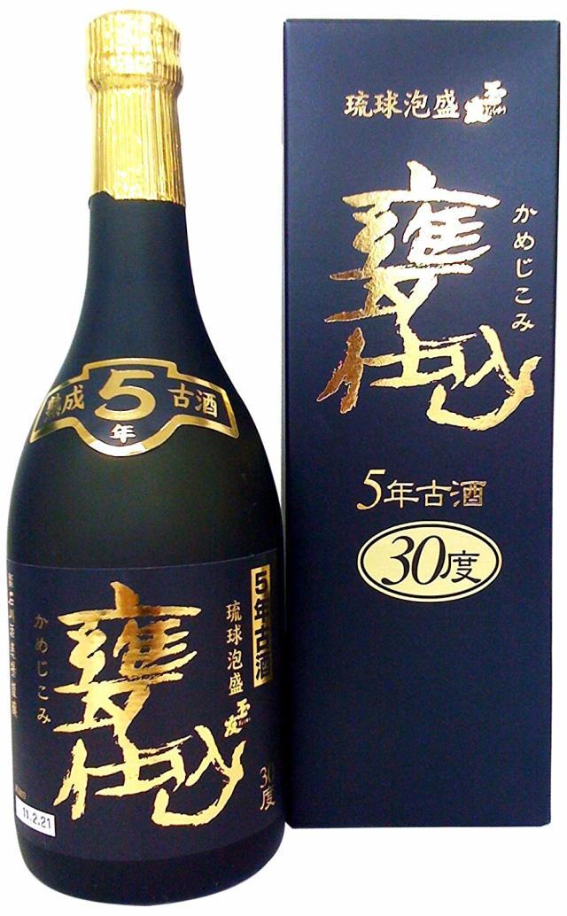 石川酒造場 甕仕込 5年 古酒  30度 720ml
