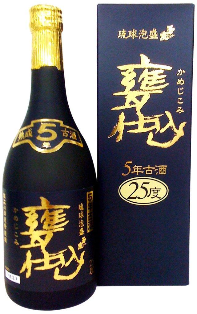 石川酒造場 甕仕込 5年 古酒 25度 720ml