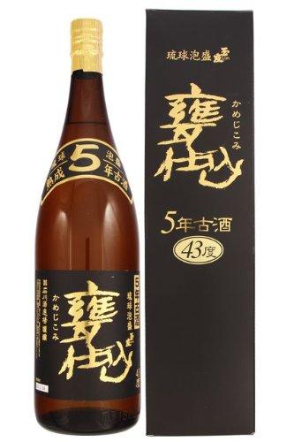 石川酒造場 甕仕込 5年古酒 43度 1800ml