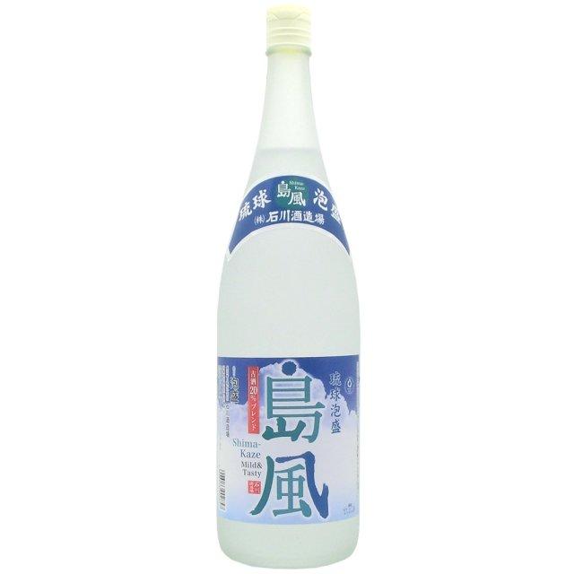 石川酒造場 島風(新) 30度 1800ml