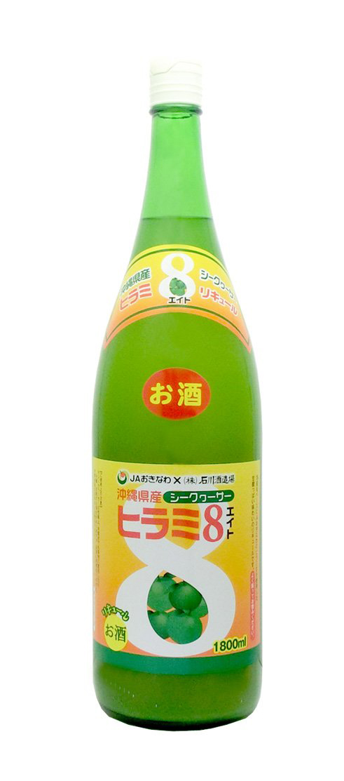 石川酒造場 ヒラミエイト 6度 1800ml
