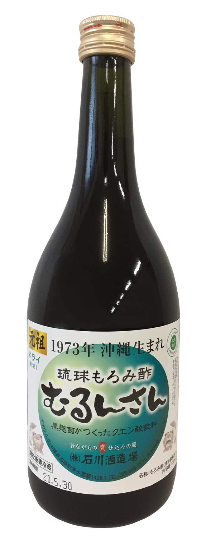 石川酒造場 むるんさんドライ (原液タイプ) 720ml