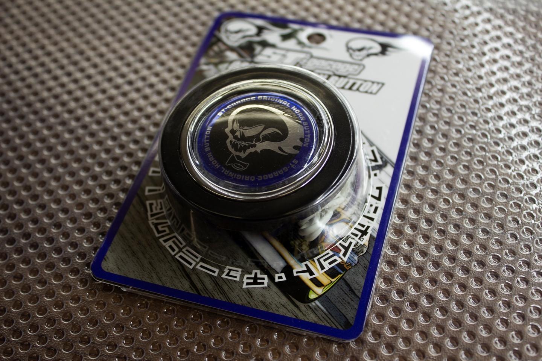 オリジナルホーンボタン