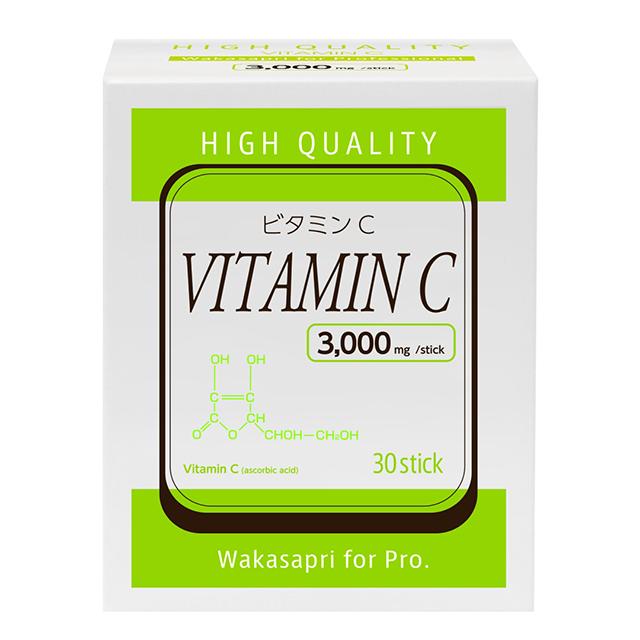 高濃度ビタミンCワカサプリ3000