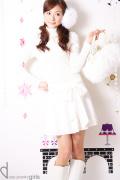 愛されホワイト☆フレアスカート