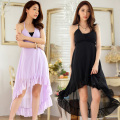 モーニングカット・ナイトロング・ドレス(大きいサイズ)