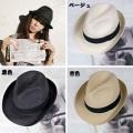 ニューヨーク・カンカン帽子