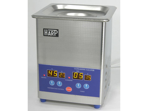HARP 超音波洗浄機デジタル No.HCL-110【お取り寄せ】【送料無料】