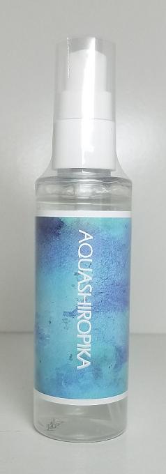 歯磨きジェル【アクアシロピカ】80g