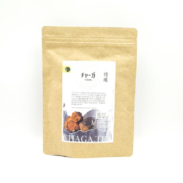 厳選された最高品質の天然チャーガ100% 【チャーガ茶】2g×30袋