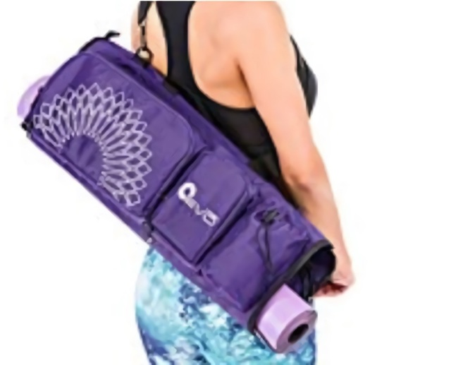 Yoga EVO Mat Bag Purple