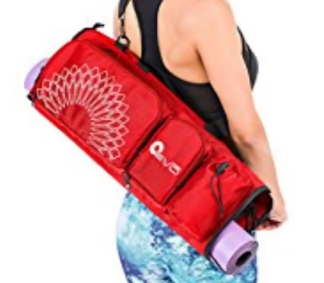Yoga EVO Mat Bag Red