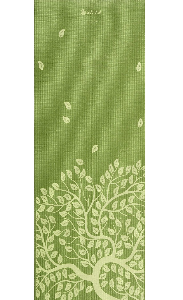 Gaiam, ガイアム, Tree of Life Yoga Mat, ヨガマット