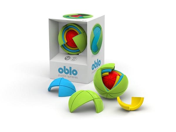 キューブパズル・オブロ Oblo