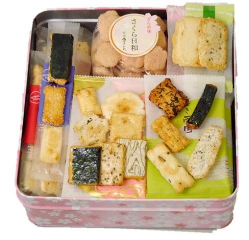 春彩 さくら缶(送料・消費税込 3780円)
