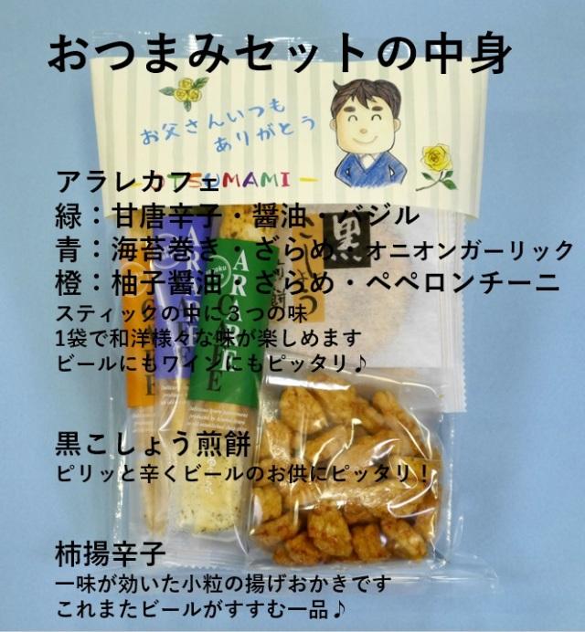 おつまみセット2021中身