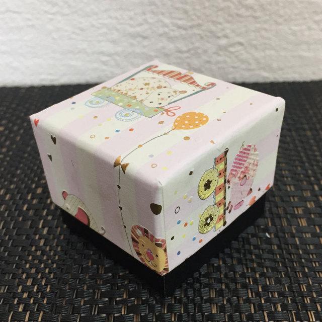 小箱 アニマル