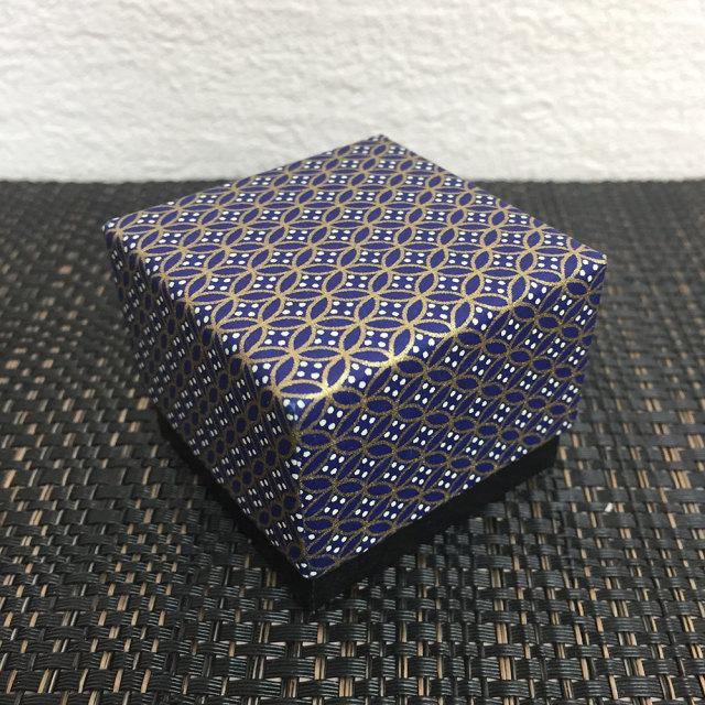 小箱 加賀/紺