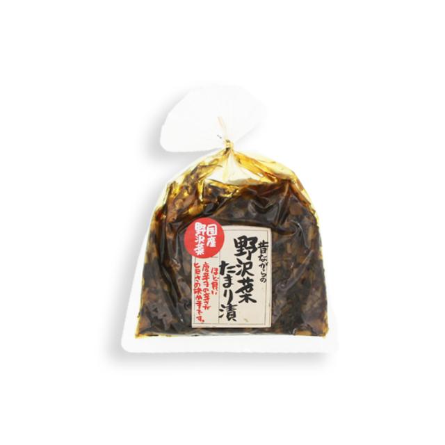 昔ながらの野沢菜たまり漬け_02