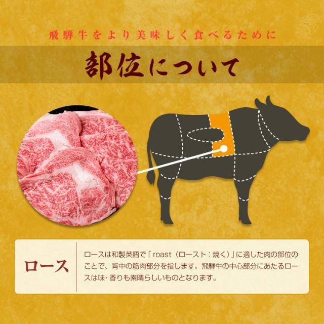 飛騨牛-ロース
