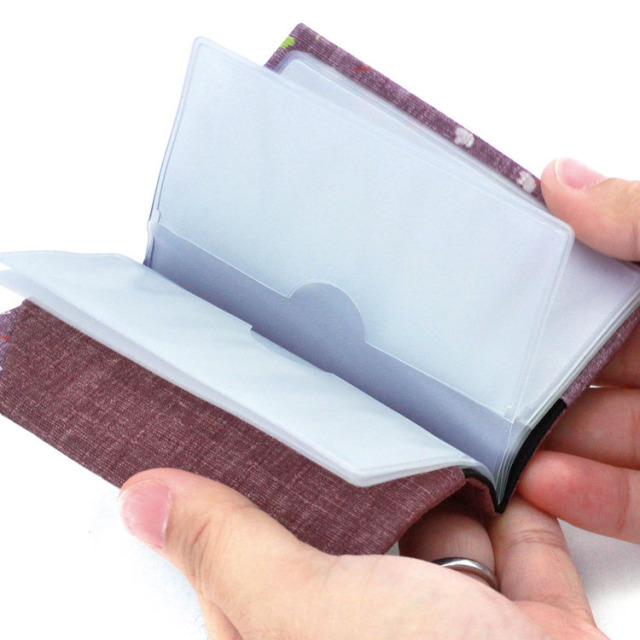 しあわせ さるぼぼ カードケース_05