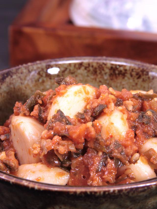 信州牛にんにく肉味噌