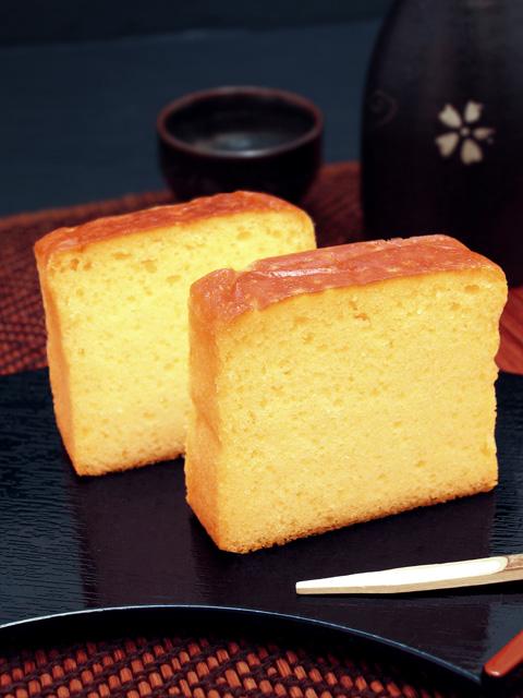 禁断の大吟醸ケーキ