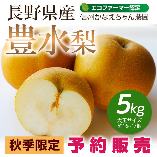 かなえちゃん農園 豊水梨_01