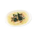 【冷凍】いきいき御膳シリーズ 鮭とほうれん草のクリームスパゲティ  330g