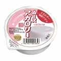 ムースアガロリー いちごミルク味 67g