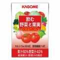 カゴメ飲む野菜と果実 トマト&アップル 100ml