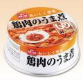 おいしく惣菜 鶏肉のうま煮 70g×12缶