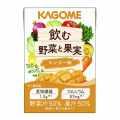 カゴメ飲む野菜と果実 マンゴー味 100ml